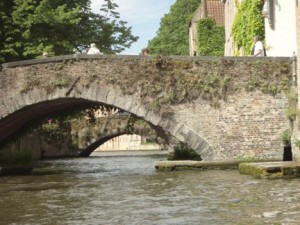 Pont à Bruges